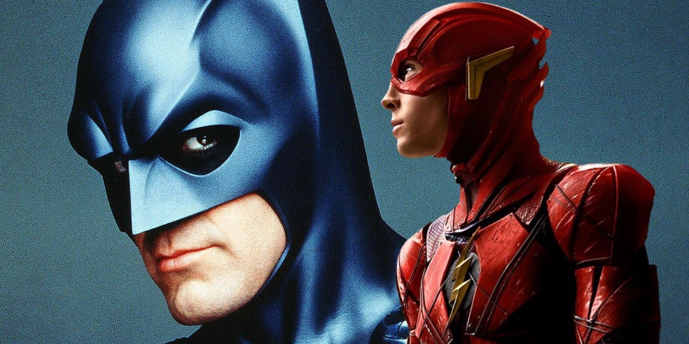 George Clooney Wasn't Asked To Return As Batman In The Flash Movie