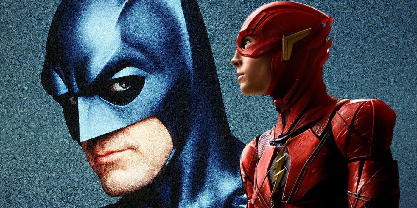 The Flash: George Clooney revela se seu Batman estará no filme