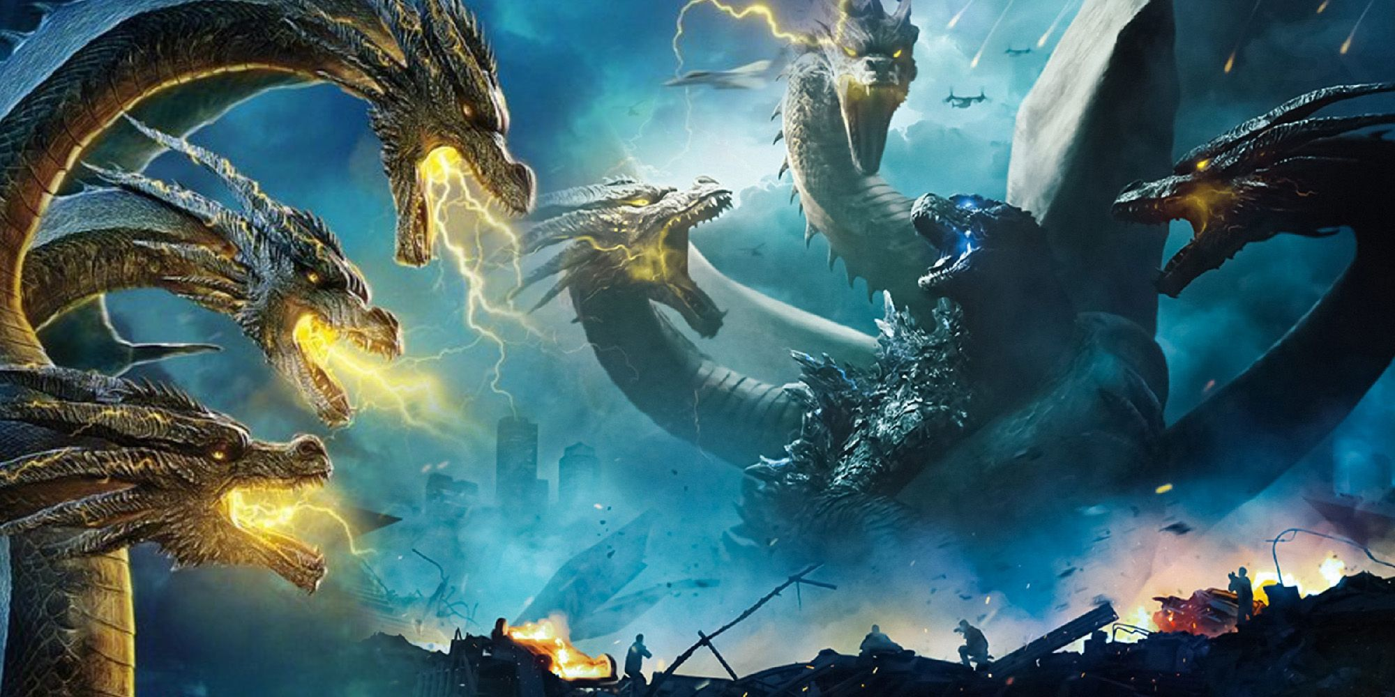 Godzilla: King Of The Monsters Gave Ghidorah His First Real Win