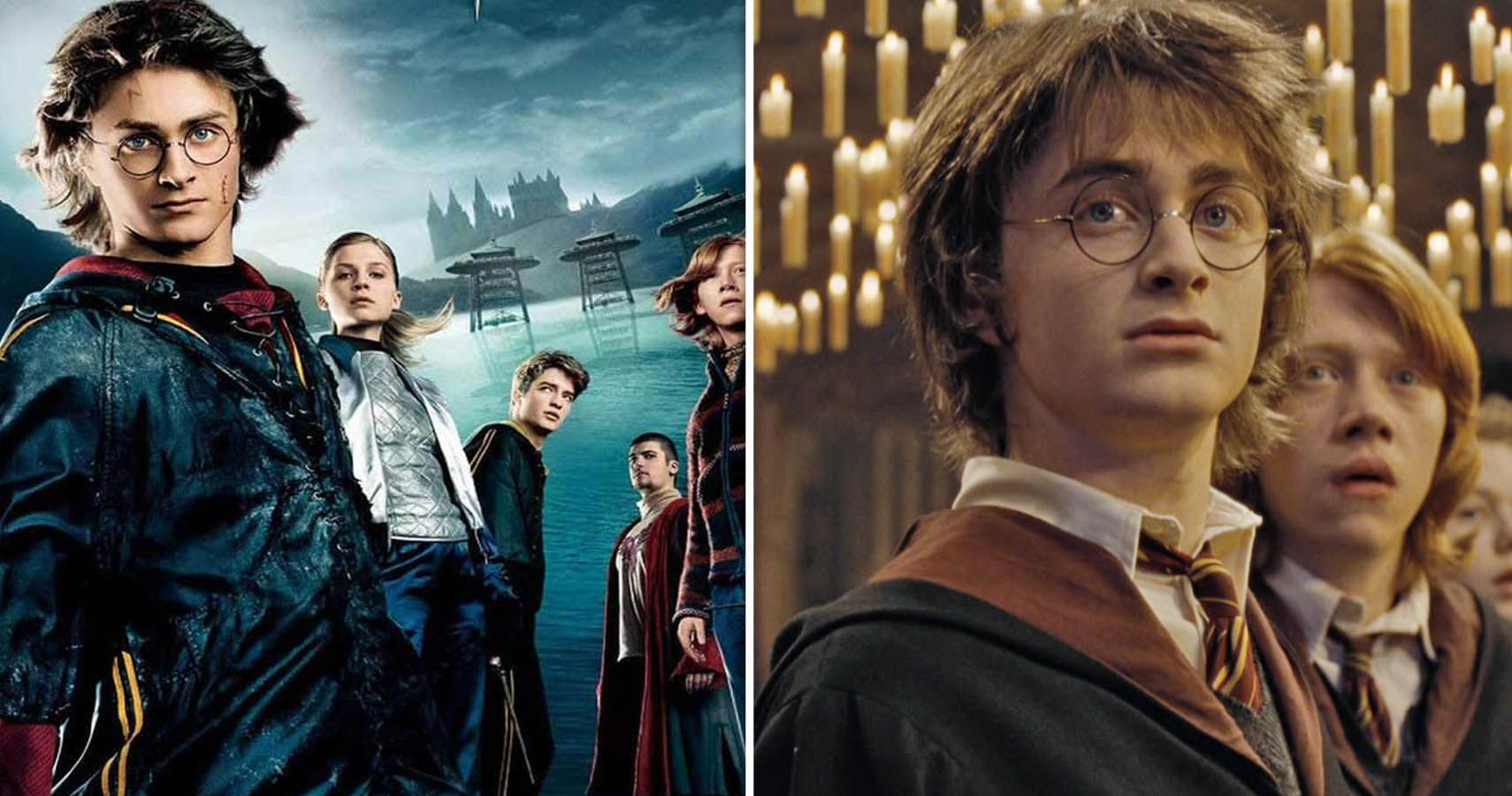 Harry Potter And The Goblet Of Fire: All Deleted Scenes, Ranked In Chronological Order
