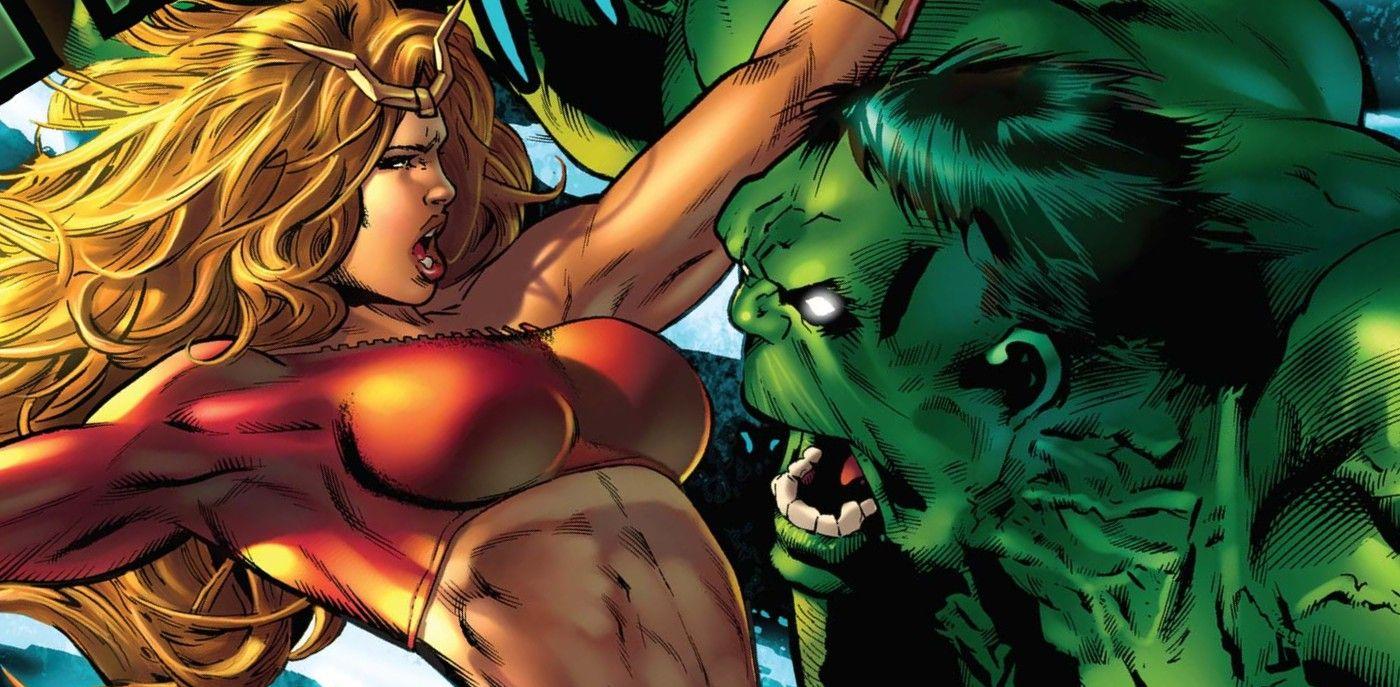 A Filha do Hulk Tem a Versão Oposta de Seu Poder 1