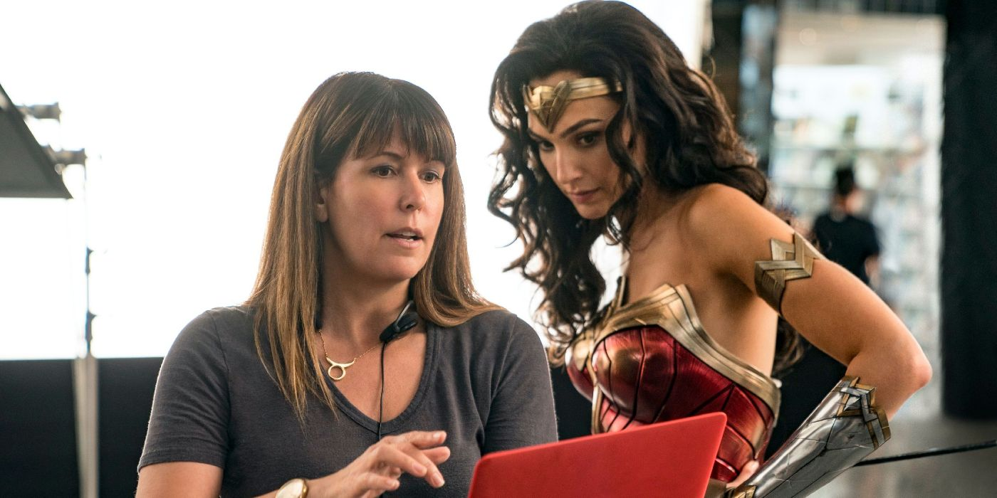 Patty Jenkins Had Been Trying To Direct A Wonder Woman Movie Since 2004
