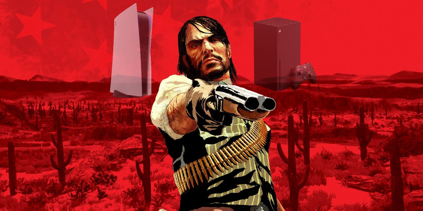 Red Dead Redemption Remaster May Have Been Leaked By Amazon