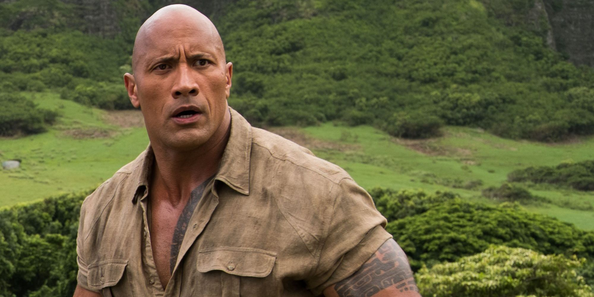 Dwayne Johnson Releases First Look Images at His Young Rock TV Show