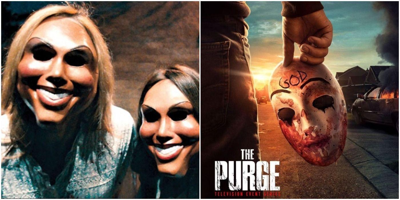 The Forever Purge oficialmente classificado como R para violência forte / sangrenta 1
