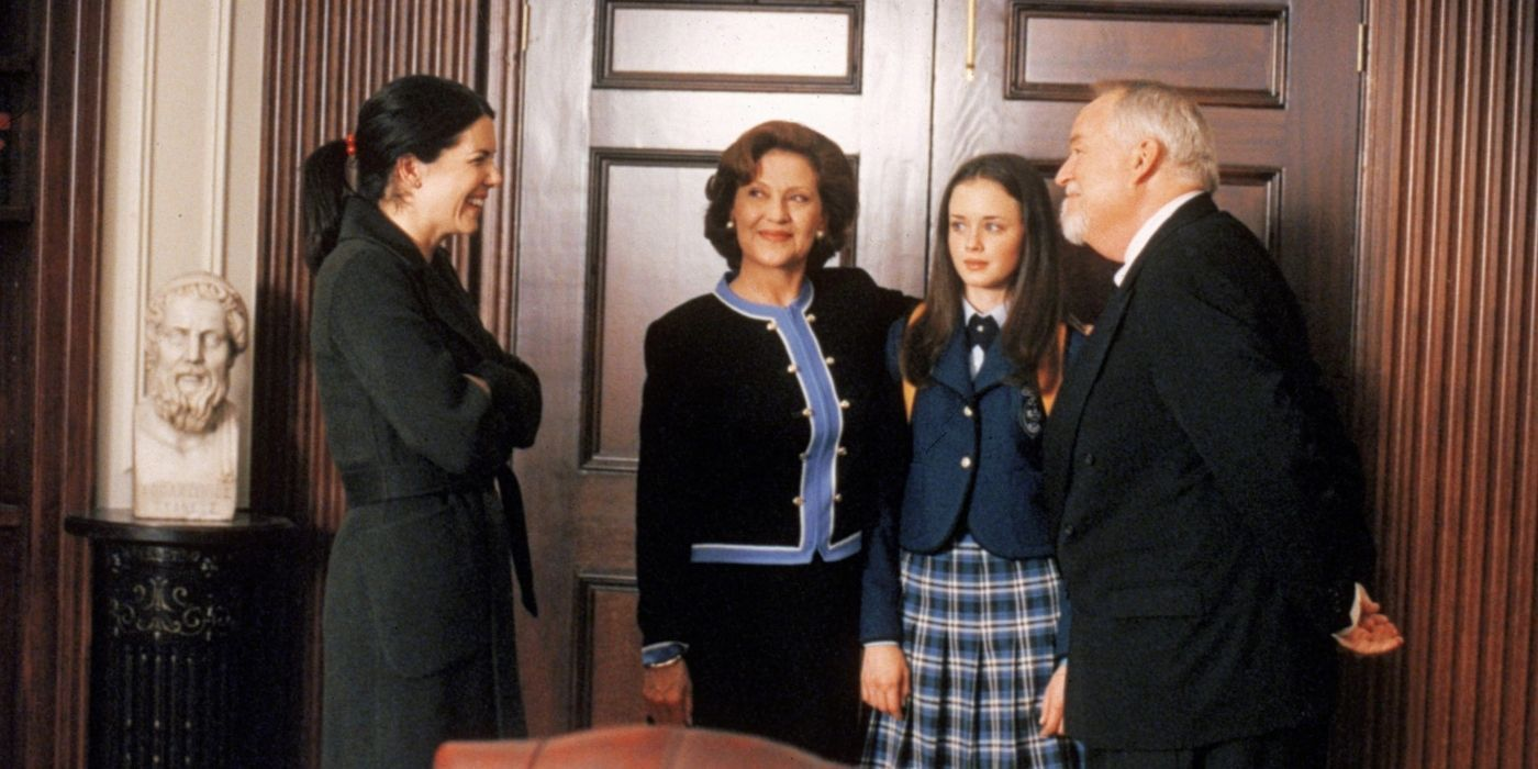 Gilmore Girls: 5 Ways Rory & Richard's Relationship Was Toxic (& 5 Ways It Was Perfect)