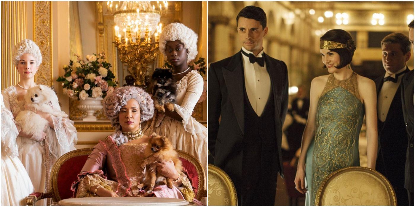 10 Ways Netflix's Bridgerton Is Better Than Downton Abbey (& Vice Versa)