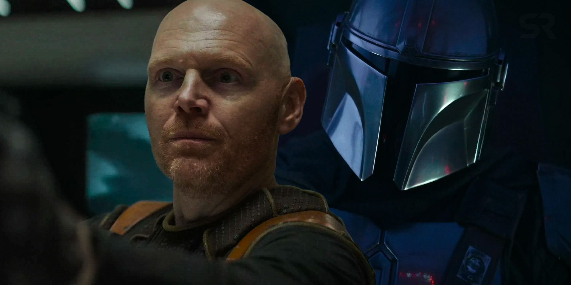 Mandalorian: Why Does Bill Burr's Mayfeld Know Where to Find Moff Gideon