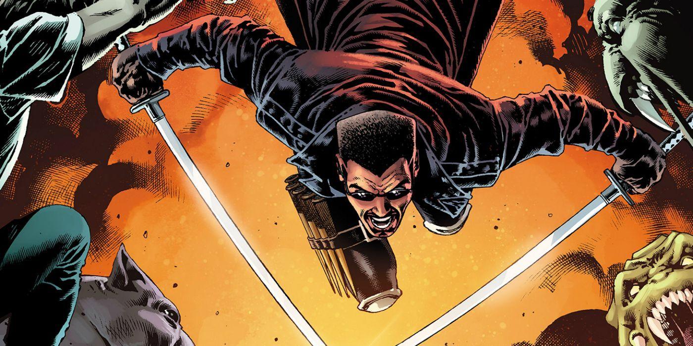 The History of Vampires in Marvel Comics | Screen Rant