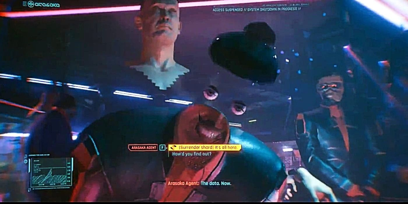 Cyberpunk 2077's Creepiest Glitches So Far | Screen Rant