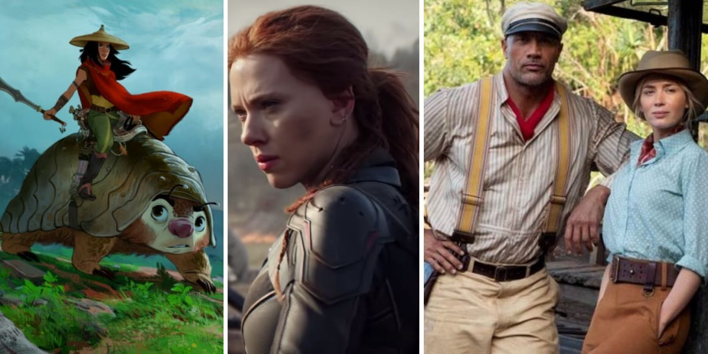 Every Disney Movie Releasing In 2021   ScreenRant