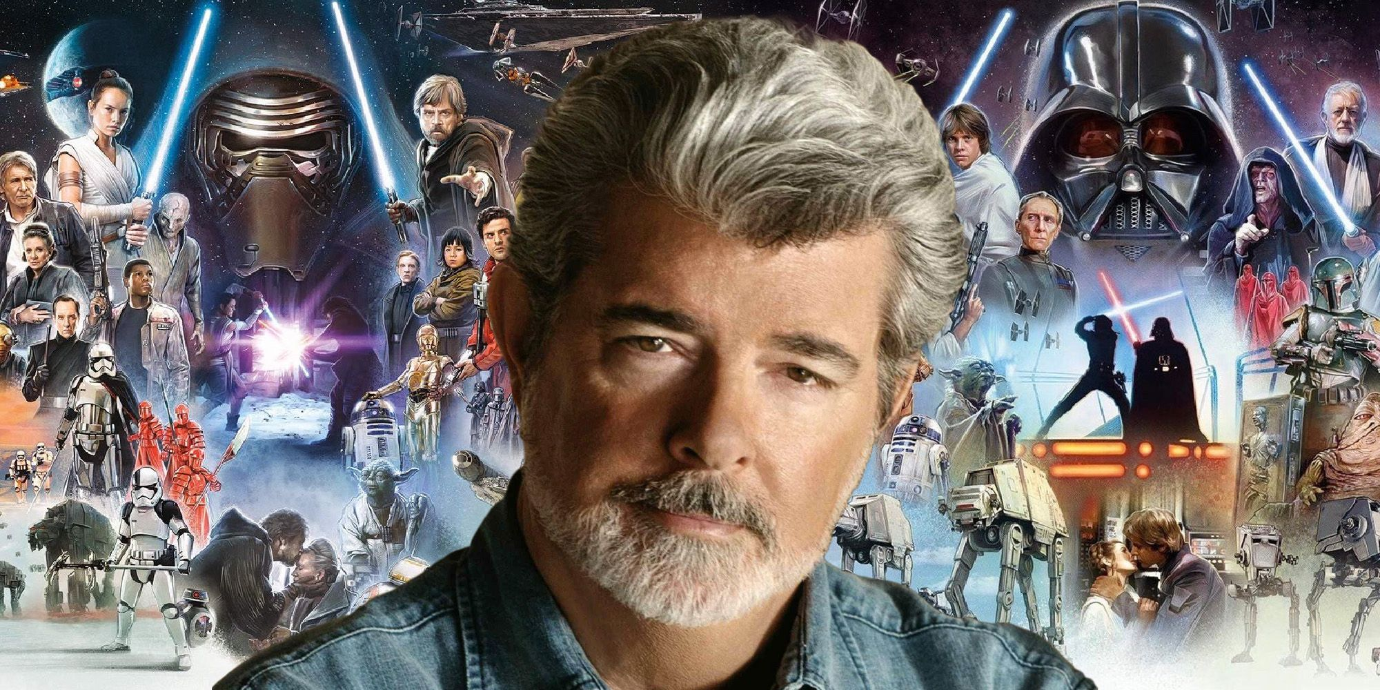 What George Lucas Thinks Of Every Disney Star Wars Movie