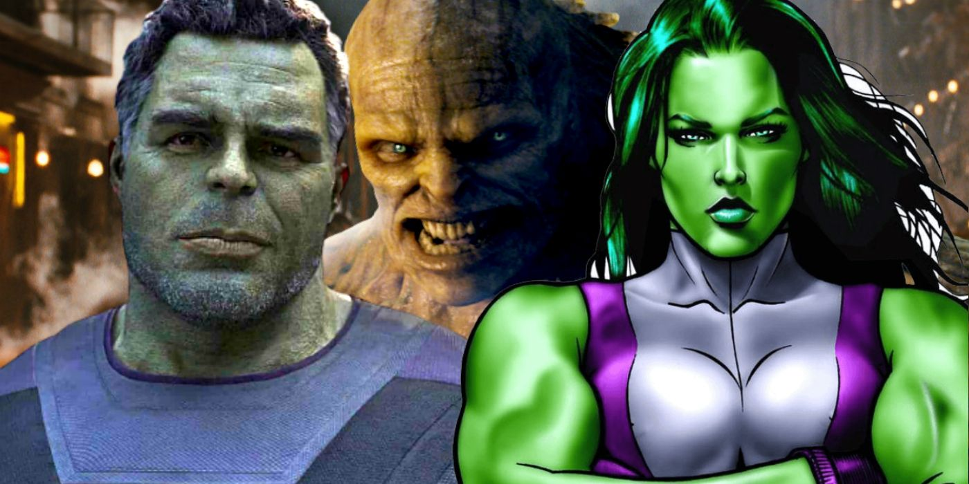 MCU Phase 4 Is Continuing Banner's Hulk Battle (Despite Endgame)