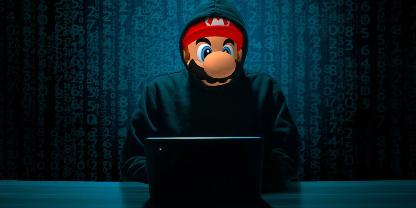 Leak detection that Nintendo is hacking even more seriously than expected
