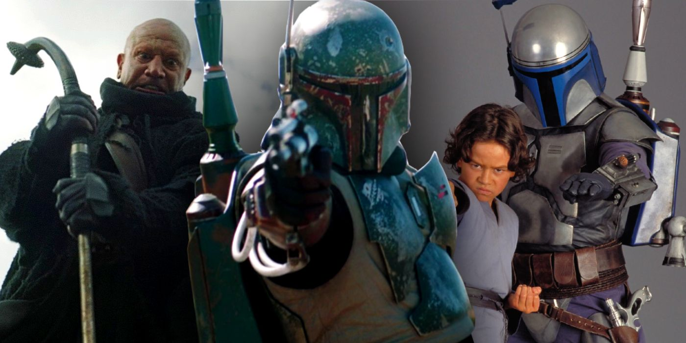 The Mandalorian Gives Boba Fett Fans The Apology They Deserve