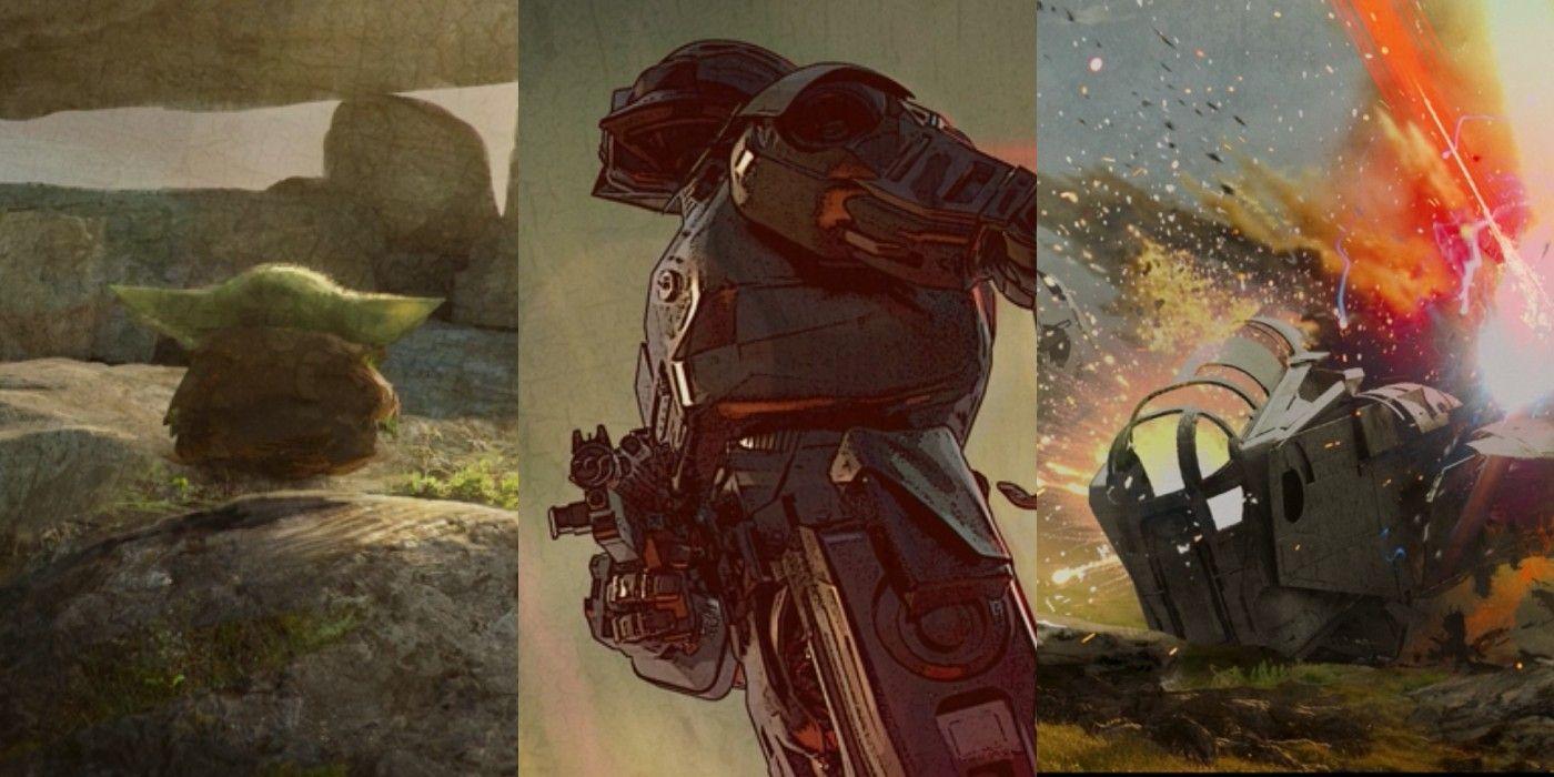 The Mandalorian Season 2 Episode 6: All 11 Concept Art Reveals