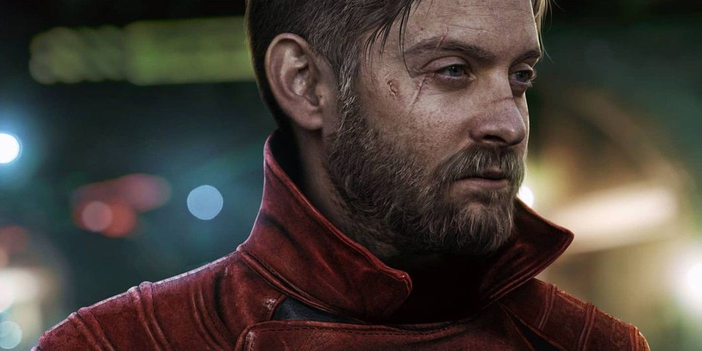 Spider-Man 3 Art Turns Tobey Maguire Into A Battle-Scarred Peter Parker
