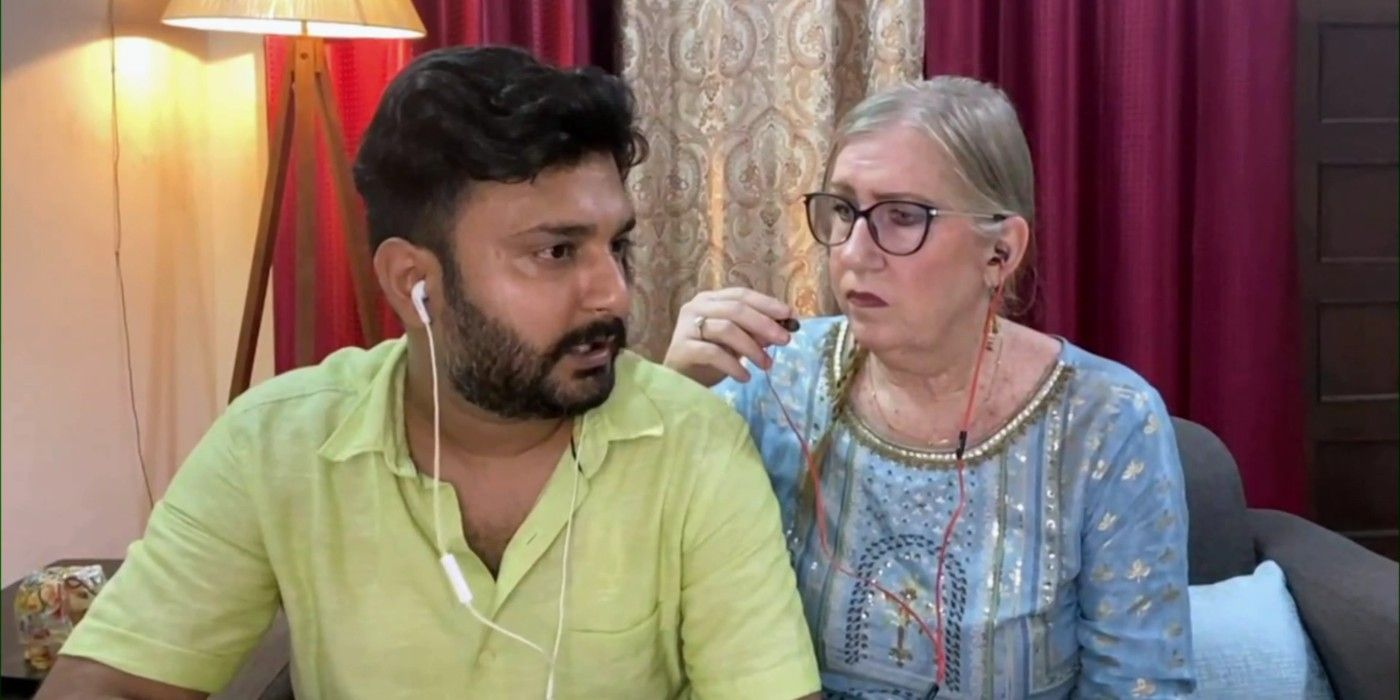 90 Day Fiancé: Why Sumit Thought Jenny Looked Younger Before They Met