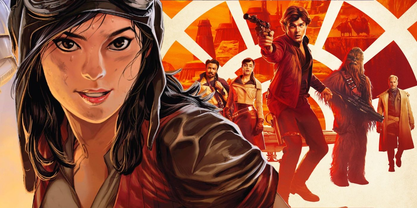Star Wars Just Brought a Fan-Favorite Character Into SOLO's Story