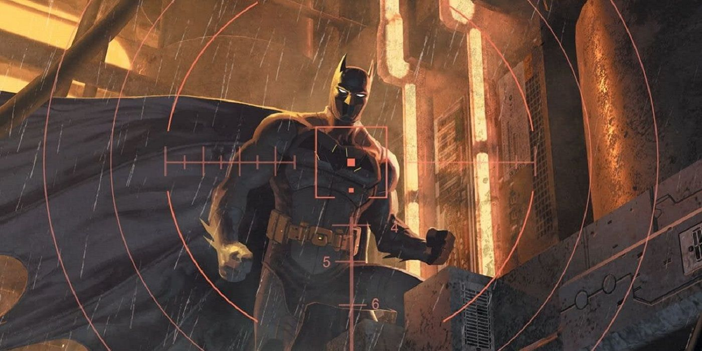 The New Batman's Origin Story Will Be Revealed in DC's Second Son