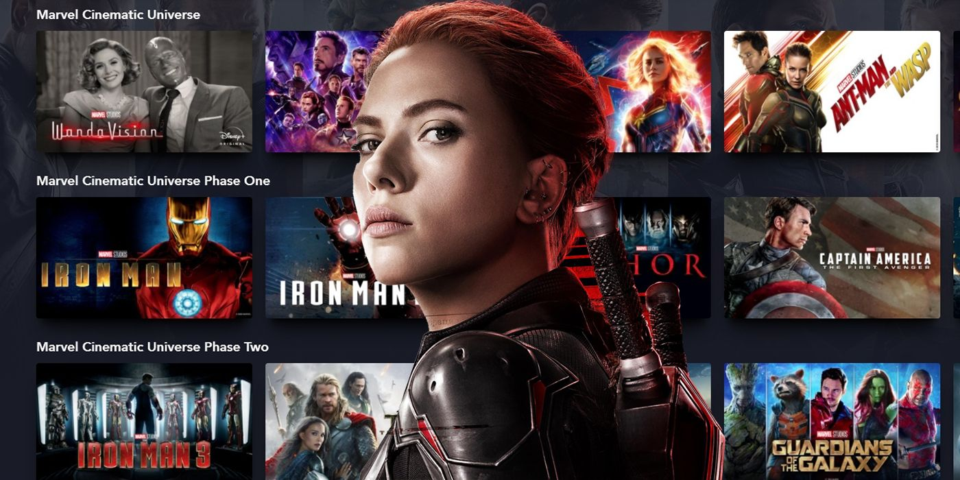 Disney Execs Worried Marvel Movie Streaming Releases Would Hurt MCU