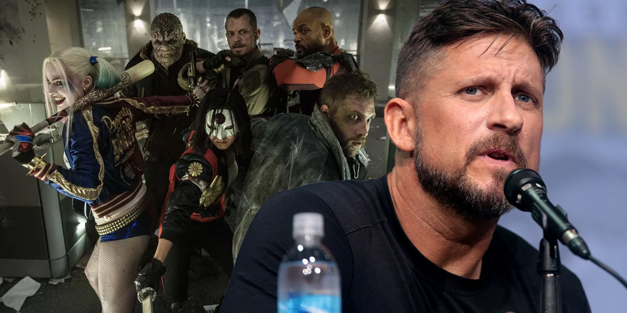 Ayer Cut; David Ayer; Zack Snyder; Esquadrão Suicida
