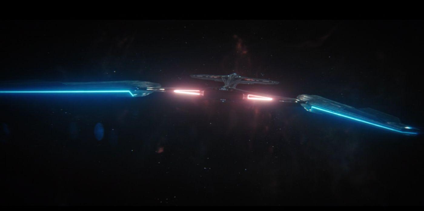 Explicação do fim da terceira temporada de Star Trek Discovery 7