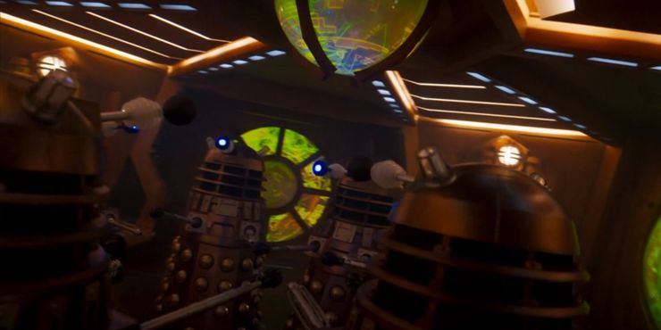 Doctor Who Holiday Special's Two Dalek Types Explained