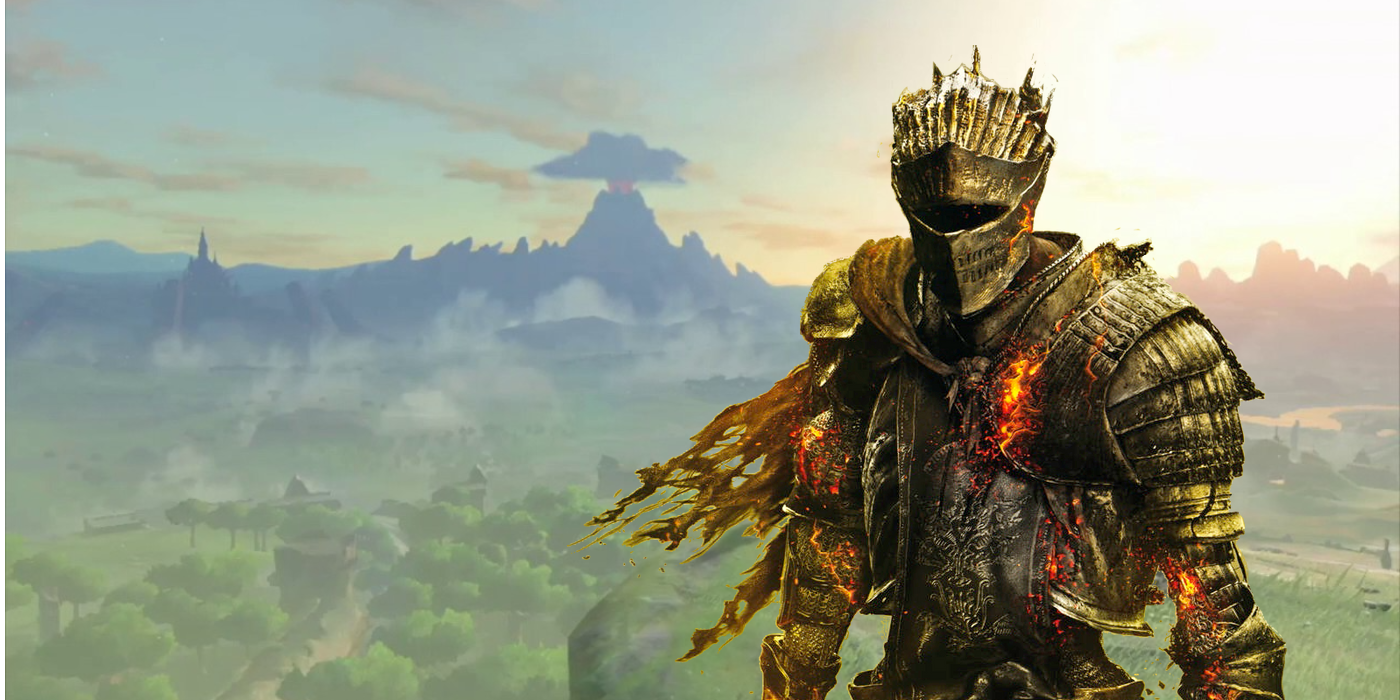 """Elden Ring: What Dark Souls' """"Larger Open World"""" Must Remember"""