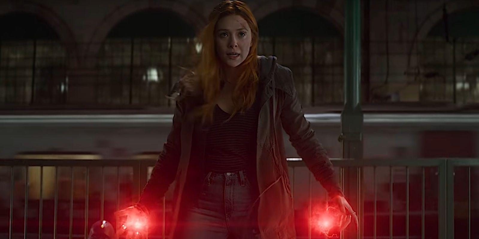 Why Elizabeth Olsen Likes Avengers: Infinity War Better Than Endgame