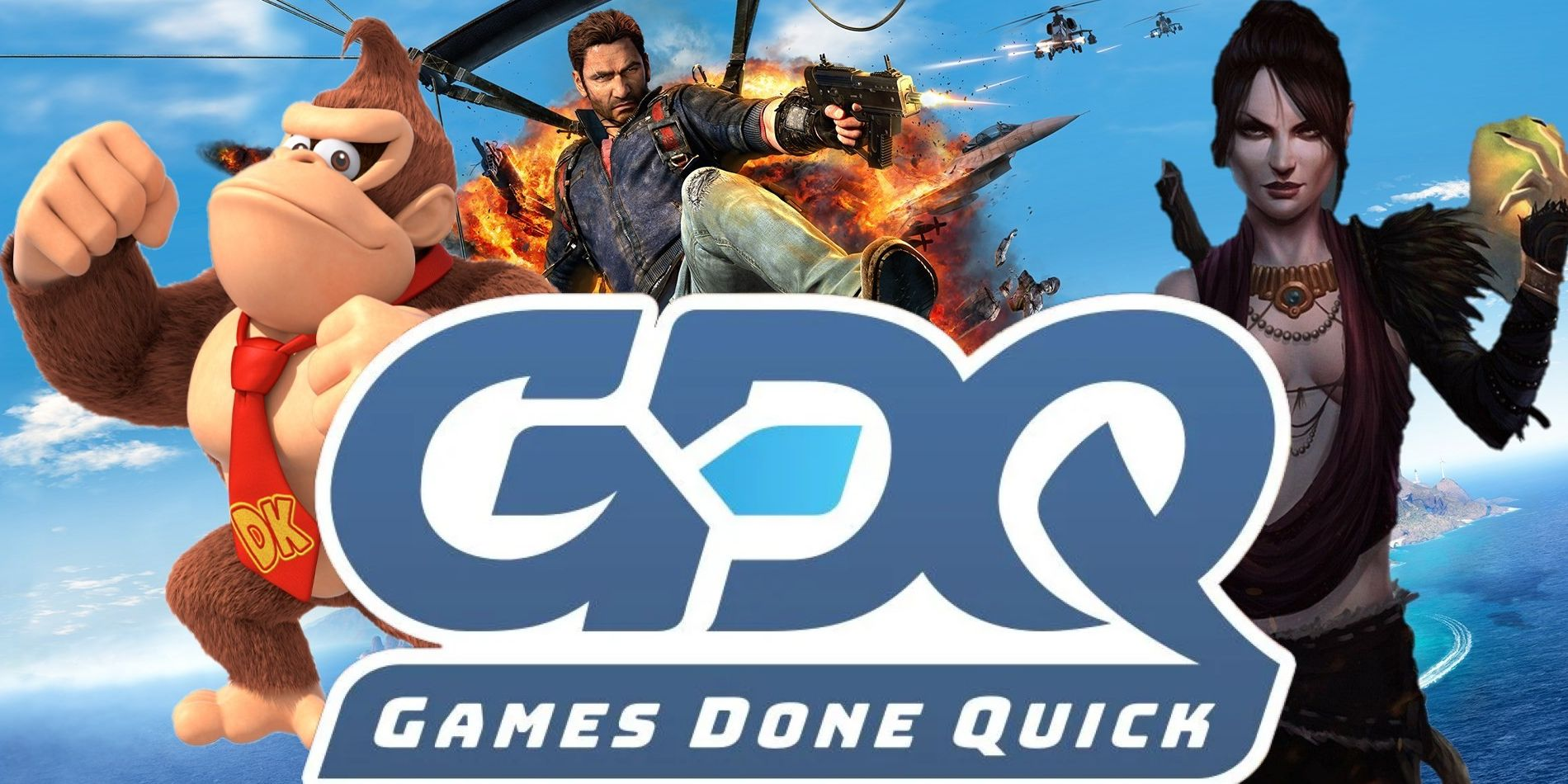AGDQ 2021's Best Day 1 Speed Runs   Screen Rant
