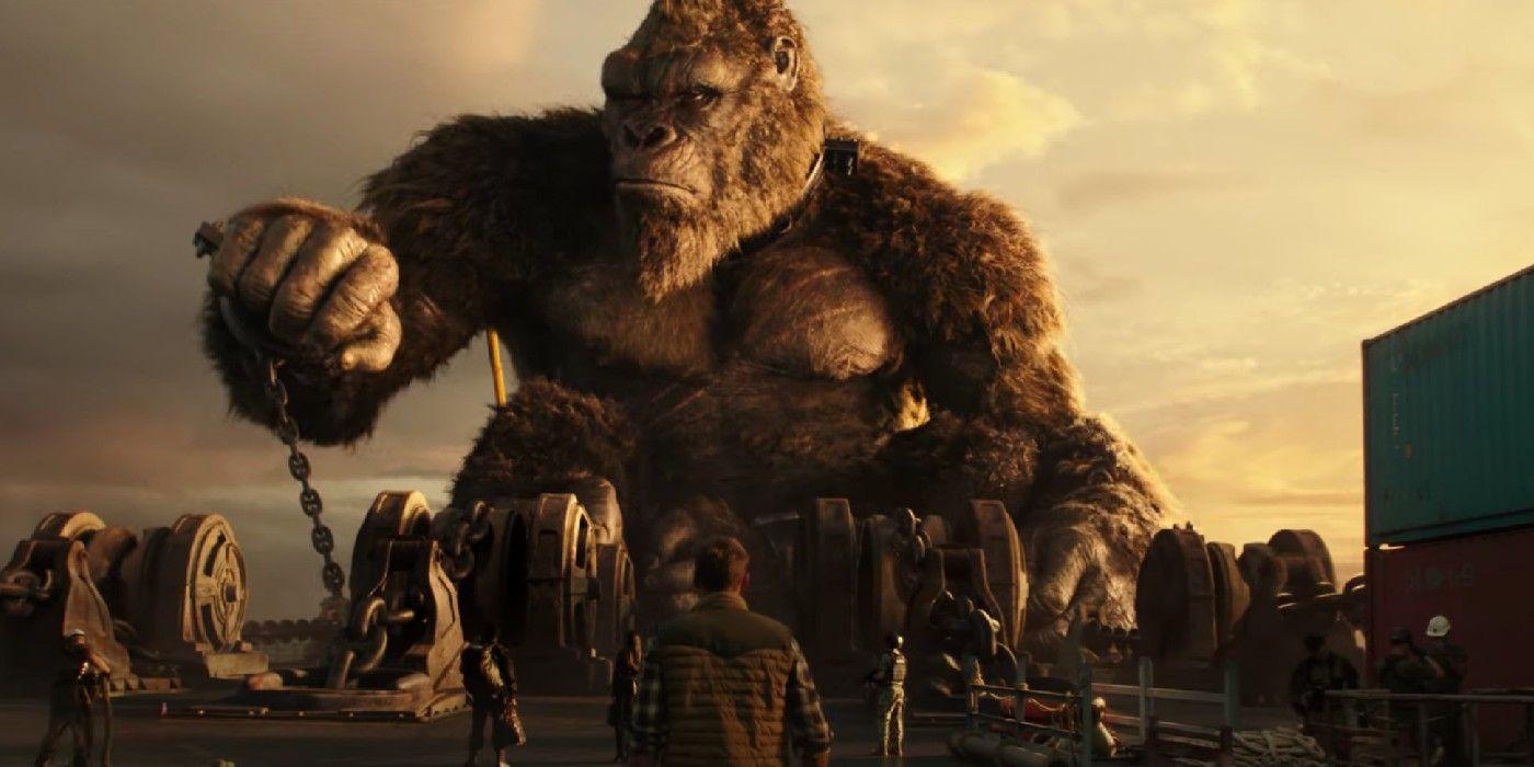 Godzilla vs Kong Download Leaked Tamilrockers & Other Toraint Site – 2021