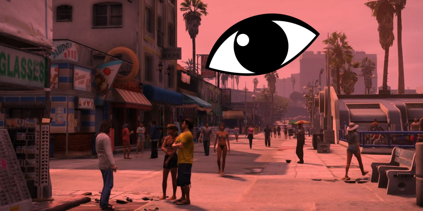 GTA Online Theory: NPCs Are Being Watched At All Times