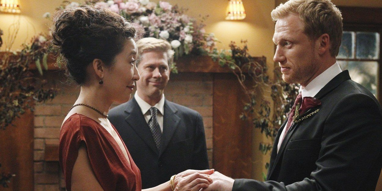 Grey's Anatomy: Every Wedding Episode, Ranked (According To IMDb)