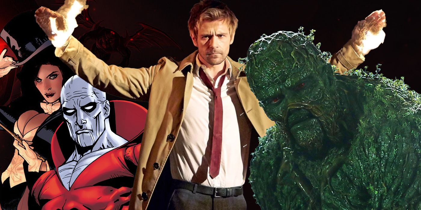 Justice League Dark Still In Development At HBO Max | Screen Rant