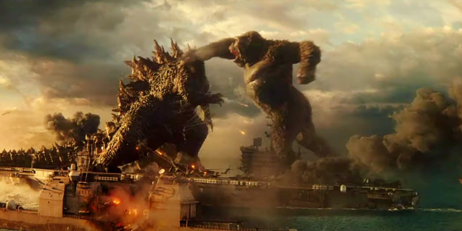 Godzilla vs. Kong Fan-Made Trailer Collects All Released Footage
