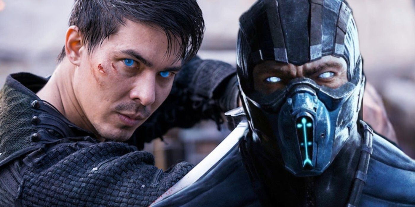 Mortal Kombat Theory: Lewis Tan's Cole Young Is The REAL ...