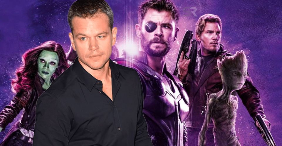 Thor 4: Matt Damon Reportedly Arrives In Australia To Film Sequel