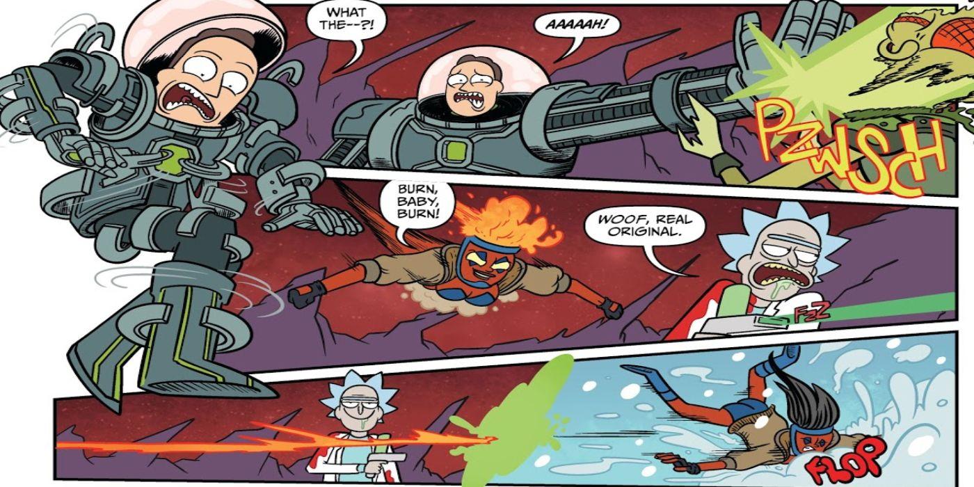 Rick e Morty: Como Jerry se tornou o homem mais procurado da galáxia 1