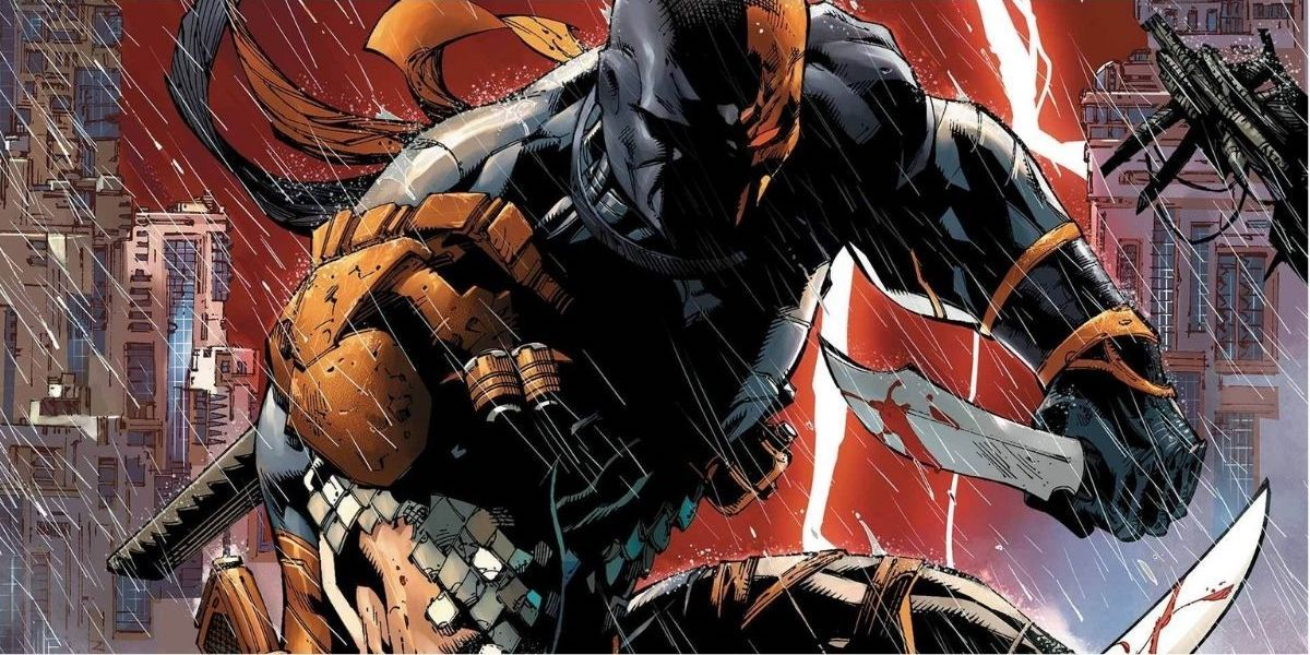 DCEU: 10 Ways Joe Manganiello's Deathstroke Could Return After Justice League