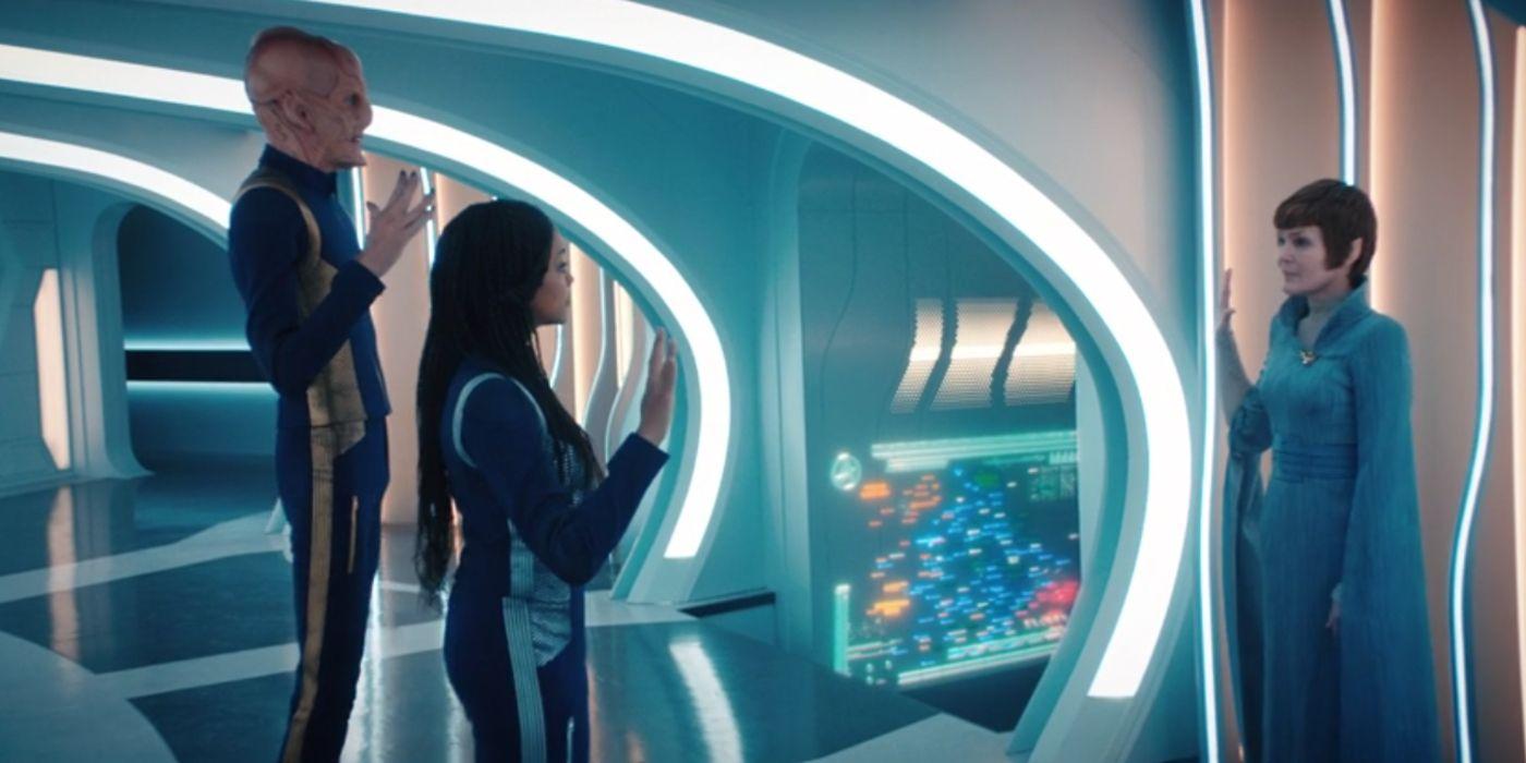 Explicação do fim da terceira temporada de Star Trek Discovery 3