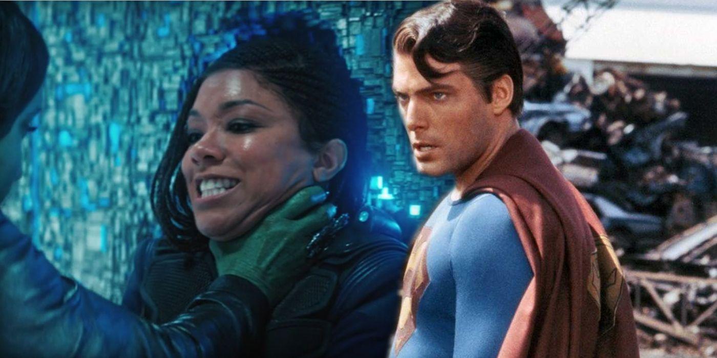 Star Trek: Discovery's Superman 3 Burnham Reference Explained