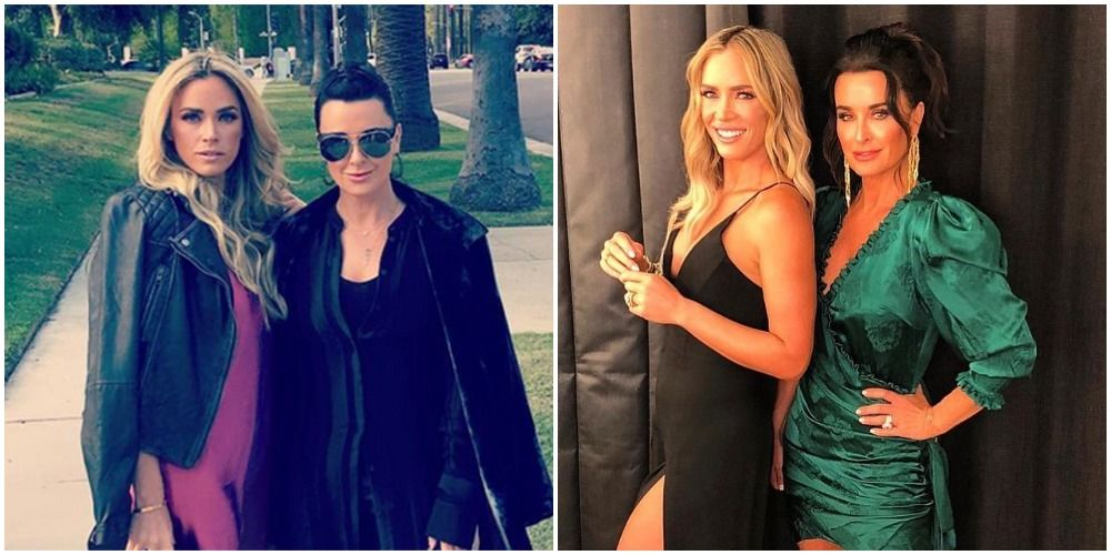 The Real Housewives: 10 Friendships That Are Totally Real