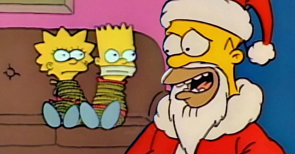Simpsons Christmas Special 2021 D8vdgrws2w 2km