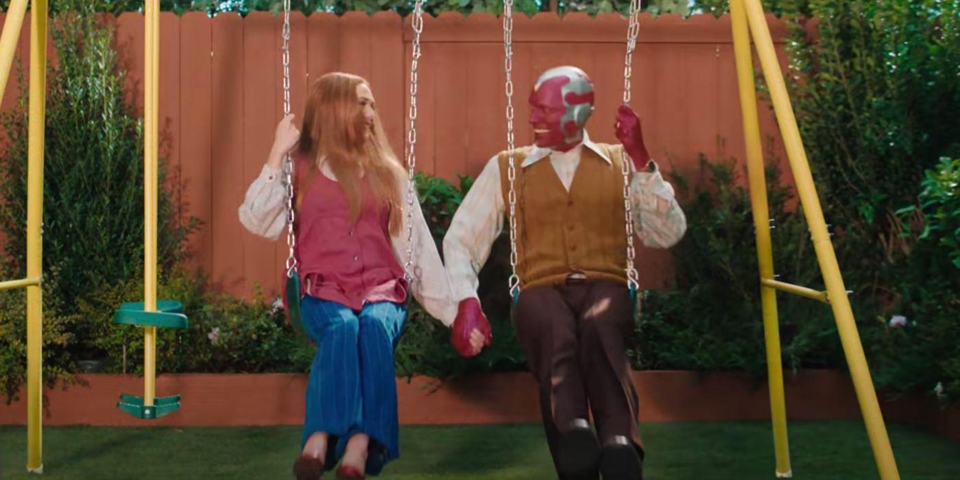 Marvel Fan Finds Hard to Spot Mistake in WandaVision Trailer