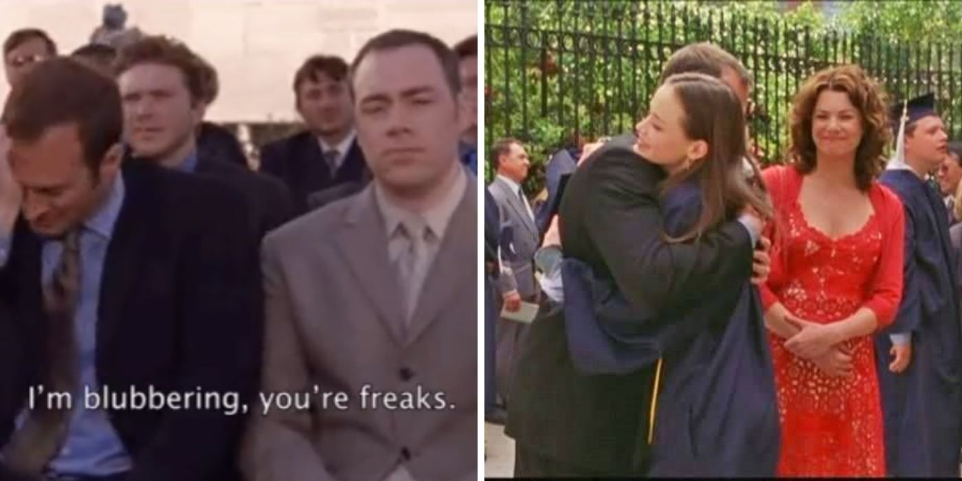 Gilmore Girls: 10 Times Luke Was More Of A Dad To Rory Than Christopher