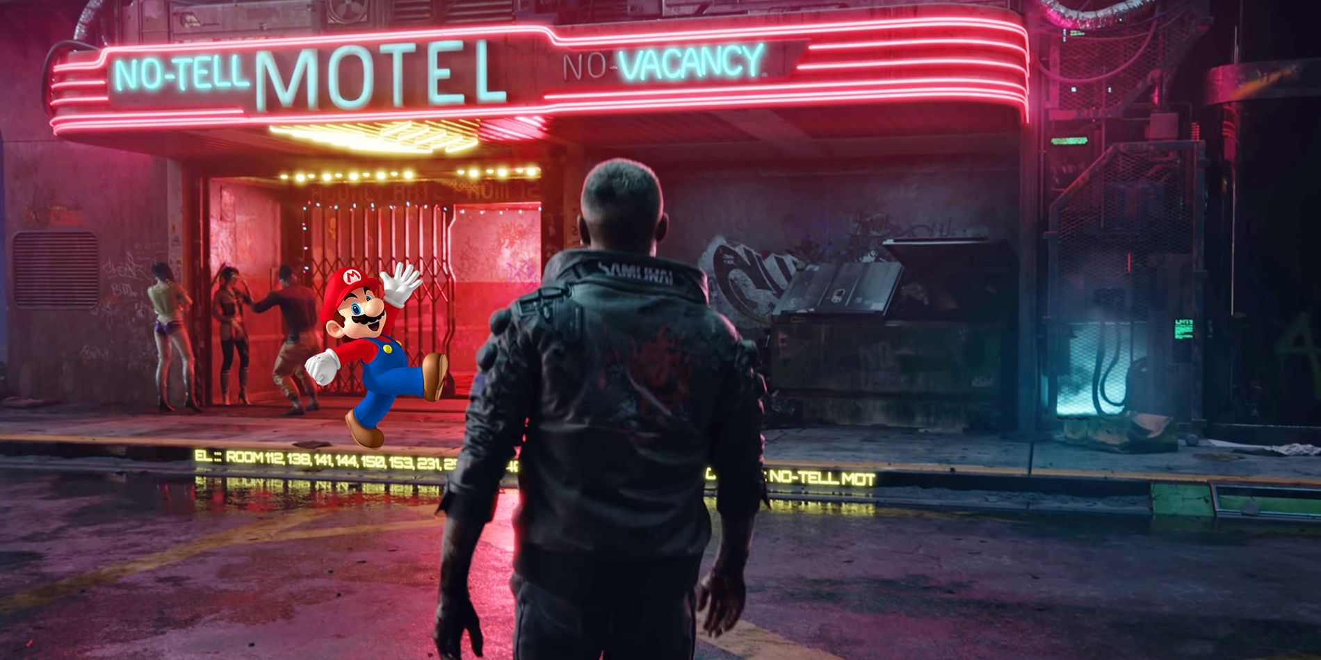 Smash Bros Creator Deeply Moved By Cyberpunk 2077 Refunds
