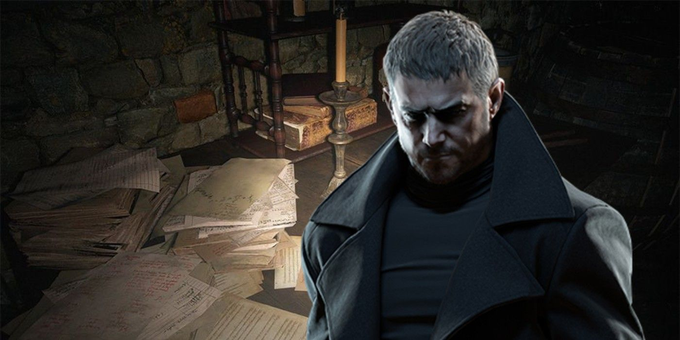 Resident Evil 8 Demo: Who Left The Note In The Cell?