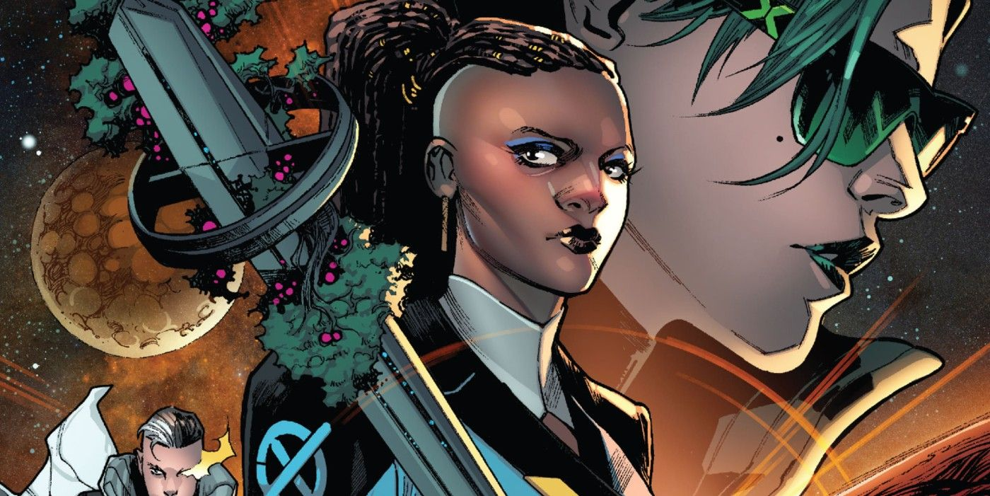 Marvel's King in Black Drops a New Mystery: 'Protocol V'