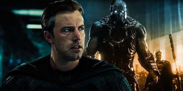 Liga da Justiça 2; Zack Snyder Cut;